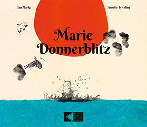 Buchdeckel Marie Donnerblitz